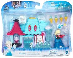 Фото Hasbro Игровой набор маленькие куклы Холодное сердце (B5194)