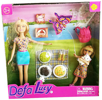 Defa Lucy Набор кукол (8282)