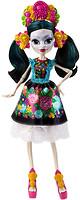 Monster High Коллекционная кукла Скелита Калаверас (DPH48)