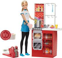 Mattel Барби Шеф итальянской кухни (DMC36)