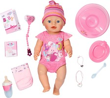 Zapf Creation Baby Born Очаровательная малышка (822005)
