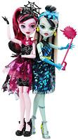 Monster High Набор кукол серии Развлечения в фотобудке (DNX32)