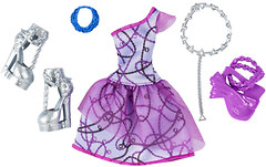 Monster High Набор одежды Отпадный прикид (DXW87)