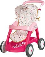 Smoby Коляска Baby Nurse с корзинкой (251023)