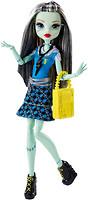 Фото Monster High Фрэнки Штейн Первый день в школе (DNW97)