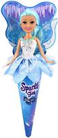 Funville Sparkle girlz Ледяная фея Мия в бело-голубом платье (FV24008-3)