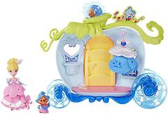Фото Hasbro Ировой набор Карета для Золушки серии Маленькое королевство (B5344/B5345)