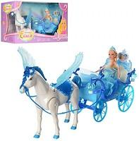 Фото Bambi (Metr+) Карета с лошадью и куклой (227A)