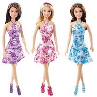 Mattel Барби Цветочный стиль (CMM06)