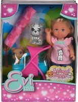 Simba Эви и ее питомцы с коляской (5733080)
