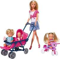 Simba Набор Штеффи с детьми (5736350)