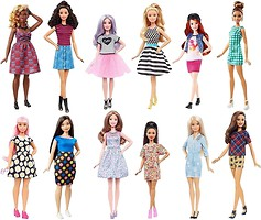 Фото Mattel Барби Модница в ассортименте (FBR37)
