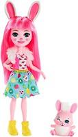 Фото Mattel Кукла Enchantimals Кролик Бри (DVH88)