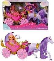 Фото Simba Эви и сказочная карета с конем (5735754)