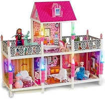 Фото Bambi Кукольный домик Frozen (66906)