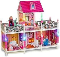 Bambi Кукольный домик Frozen (66906)