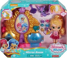 Fisher-Price Зеркальная комната серия Shimmer and Shine (DYV97)