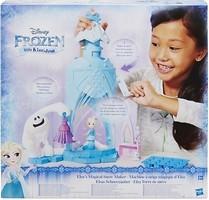 Фото Hasbro Замок Эльзи Сделай волшебный снег (C0461)