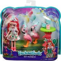 Mattel Набор Enchantimals Развлечения на природе в ассортименте (FCC62)