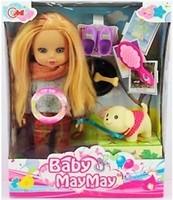 Фото Joy Toy Кукла Baby May May (218N)