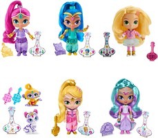 Fisher-Price Shimmer and Shine Главные герои (DLH55)