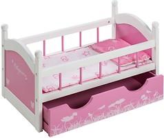 Фото Arias Munecas Кроватка для куклы Con Cajon серии Elegance (21539)