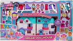 Bambi (Metr+) Кукольный дом Dream Dollhouse (1205)