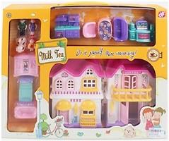 BK Toys Домик с мебелью (B864)