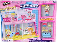 Shopkins Happy Places S1 Счастливый дом (56179)