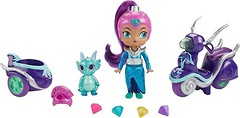 Fisher-Price Shimmer and Shine Зета на скутере (FHN31)
