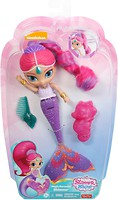Fisher-Price Shimmer and Shine Радужная русалочка в ассортименте (DTK61)