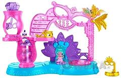 Fisher-Price Shimmer and Shine Бал маскарад принцессы Самиры (DTK56-2)