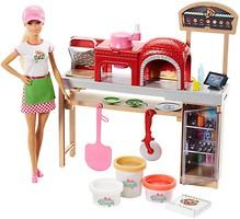 Mattel Barbie Набор Шеф повар (FHR09)