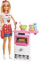 Mattel Barbie Набор Пекарь (FHP57)