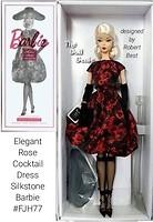 Mattel Barbie Коллекционная кукла Силкстоун (FJH77)