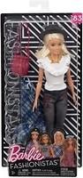 Mattel Barbie Игра с модой (FJF67)