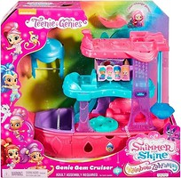 Fisher-Price Shimmer and Shine Волшебный корабль (FHP02)