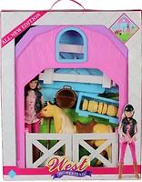 Фото Bambi (Metr+) Кукла с лошадью и аксессуарами серия West (MZT8981)