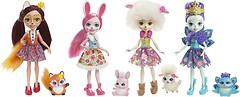 Фото Mattel Кукла Enchantimals с любимой зверюшкой (DVH87)