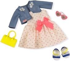 Фото Battat Our Generation Платье с сердечками и жакетом (BD30246Z)