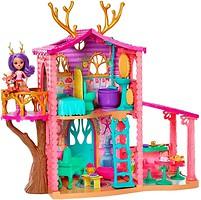 Фото Mattel Enchantimals Лесной домик Оленихи Данэссы (FRH50)