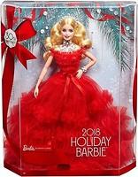 Фото Mattel Barbie Праздничная 2018 (FRN69)