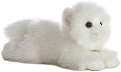 Aurora Кошка ангорская белая (110639G)
