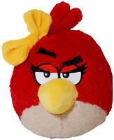 Фото Commonwealth Angry Birds Птичка-девочка красная (92050)