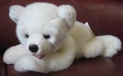 Фото Devik Toys Медведь белый (JB-77W)