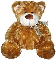 Grand Toys Медведь коричневый с бантом (2502GM)