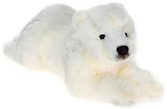 Hansa Белый медвежонок (4280)