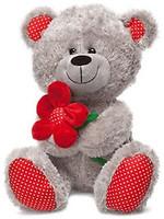 Lava Медведь с красным цветком (1096)