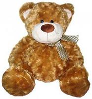 Grand Toys Медведь коричневый с бантом (4001GM)
