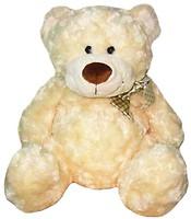 Grand Toys Медведь белый с бантом (2503GM)